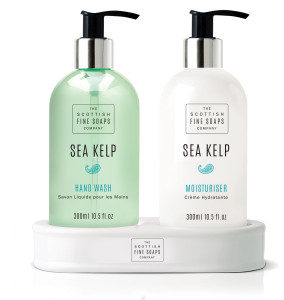 Scottish Fine Soaps Sea Kelp Hand Care Duo